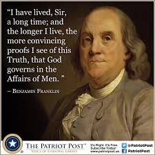 Benjamin Franklin Quotes Extraordinary Quote Benjamin Franklin The Patriot Post