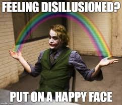 Joker Rainbow Hands Latest Memes - Imgflip via Relatably.com