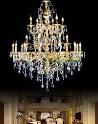full size of double layer chandeliers hall modern el chandelier crystal home depot for high ceilings