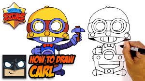 Trying to get a werewolf leon in brawl stars. How To Draw Leon Brawl Stars Awesome Step By Step Tutorial Youtube
