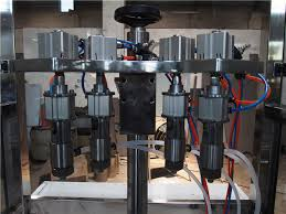 professional manufacturer fully automatic aerosol filling machine for leather spray paint