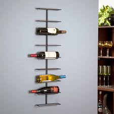 wall mounted metal wine rack. Fullsize Of Smothery Your Wall Wine Rack Diy Mounted Metal Beeline-cabinet.com