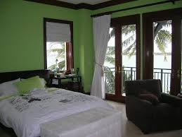 Bedroom Killer Image Of Lime Decoration Using Light Green Curtain