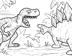 juric park t rex coloring pages 1 n t rex coloring page best