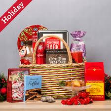 holiday delights gift basket
