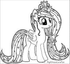 My Little Pony Coloring Pages And Shop Related Products To Make