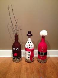 How To Decorate Beer Bottles Ingenious Decorate Beer Bottles For Christmas Interesting Wine 51