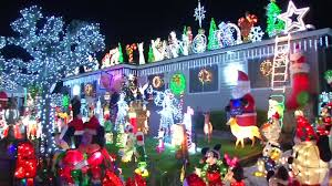 When Was The Great Christmas Light Fight Filmed Novato Family Wins Abcs The Great Christmas Light Fight