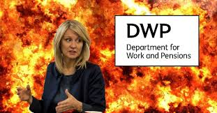 Image result for DWP ban on politicans advising