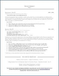 Sample Resume For Career Change Kantosanpo Com