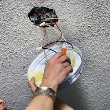 change ceiling light diy LED Fluorescent Replacement Wiring Diagram wire cutters easy way how to change ceiling light fixture