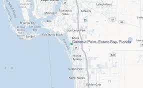 Coconut Point Estero Bay Florida Tide Station Location Guide