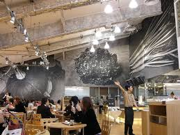 commercial restaurant lighting. restaurant at muji lightingrestaurant barrestaurant design commercial lighting