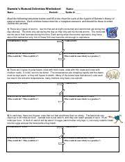 Darwin S Theory Of Evolution Chart Pearson Ideas That Shaped Darwins Thinking 16 2 Pearson Text Study