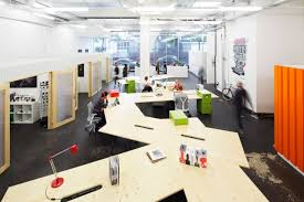 google offices milan. 2 movable desks google offices milan