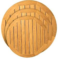 round table tops wood patio table tops round wooden tabletop art easel round table tops