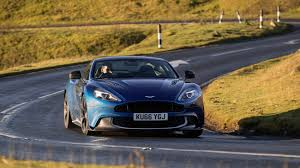 Aston Martin Vanquish S (2017) review by CAR Magazine