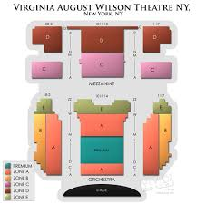 August Wilson Theatre Ny Concert Tickets And Seating View
