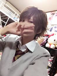 姫美那 On Twitter 23日は奏音ちゃんとまゆしいちゃんと男装でユニバっ