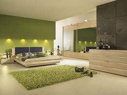 modern bedroom green. Modern Green Bedroom E