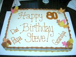 80th Birthday Ideas For Men Cake Decorating Ideas For Birthday Fresh