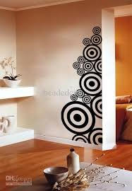 funlife thought bubble wall stickers just circle wall sticker decal intended for contemporary property circle wall decor prepare