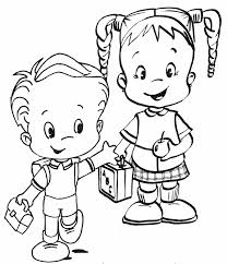Small Picture Printable 29 Preschool Coloring Pages School 8071 School