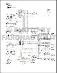 pontiac lemans wiring diagram pontiac 1968 pontiac tempest lemans gto wiring diagram manual reprint