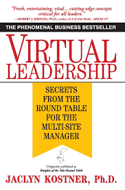 Round Table Tracy Virtual Leadership Secrets From The Round Table For The Multi