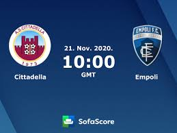 Cittadella Empoli risultati, diretta streaming e pronostico - SofaScore