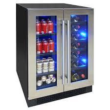 Costco Vending Machines For Sale Amazing 48 Element By Vinotemp DualZone Wine And Beverage Center EL