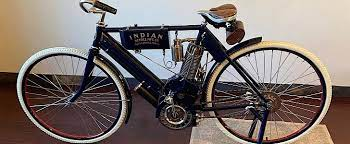 the 1903 indian motorcycle is a 143