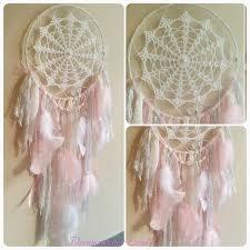Where To Place Dream Catcher Dream catcher diameter 100 cm length 100 cm with crochet doily 49