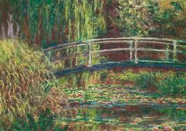 monet water lilies pond art gallery sa adelaide