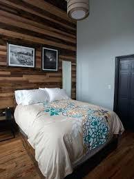 dark wood floor bedroom. Modren Floor Reclaimed Wood Bedroom Wall Inspiration For A Contemporary Dark Floor  Remodel In Other With Intended Dark Wood Floor Bedroom