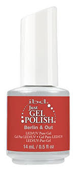 Ibd Just Gel Colour Chart Ibd Just Gel Berlin And Out Amazon Co Uk Beauty