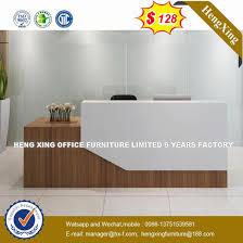 office reception table. Classical Espresso Fashionable Modular Office Reception Table (HX-8N1815)