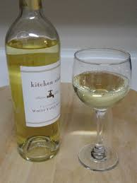 Kitchen Sink White First Pour Wine