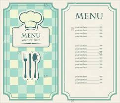 pages menu template 35 cafe menu templates free sample example format download