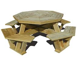 diy round patio table plans. incredible octagon picnic tables plans outdoor patio ideas table for sale plan diy round b