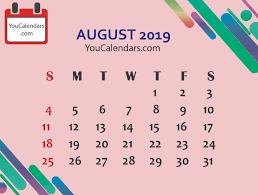 Blank Editable Calendar