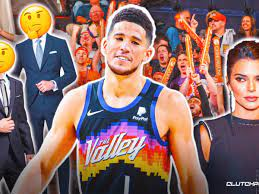 Suns news: Devin Booker has special guest and it's not Kendall Jenner