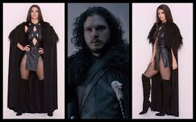 there s a y jon snow costume for you