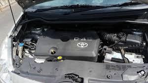 Corolla verso engine noise - YouTube