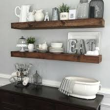 Best Place To Buy Floating Shelves 100 Floating Shelf Display Ideas DIY Rustic Modern Floating 28