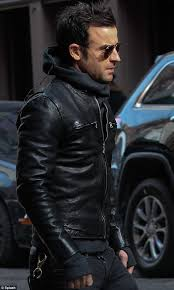 jacket in urban fashion for men leather jacket for men 3