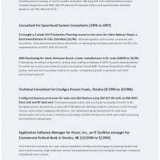 Maintenance Mechanic Resume Sample Resume Format 2019