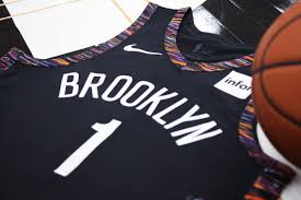 The nets compete in the national basketball association (nba). Nets Introduce Coogi Style City Edition Jerseys And An Airbus 320 Netsdaily