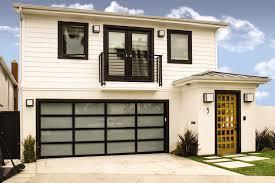 modern glass garage door gallery