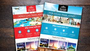 18 Travel Agency Flyer Templates Free Premium Download